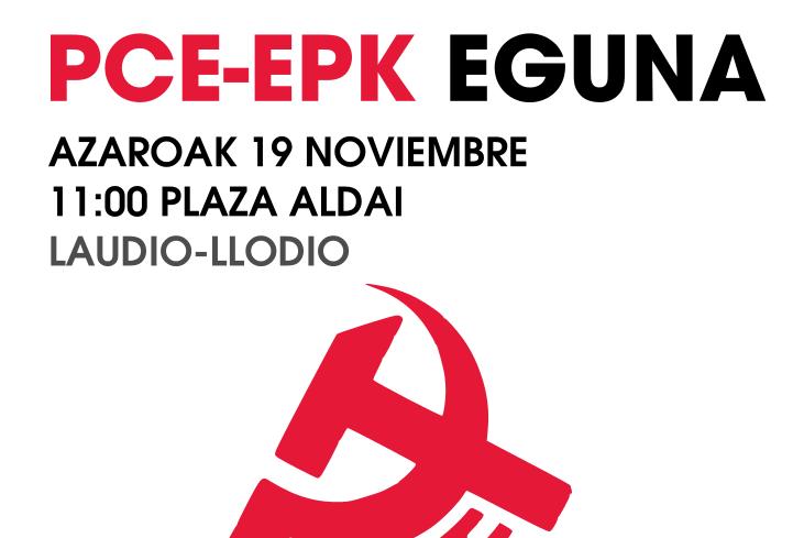 Vídeo de las intervenciones en el EPK Eguna 2016