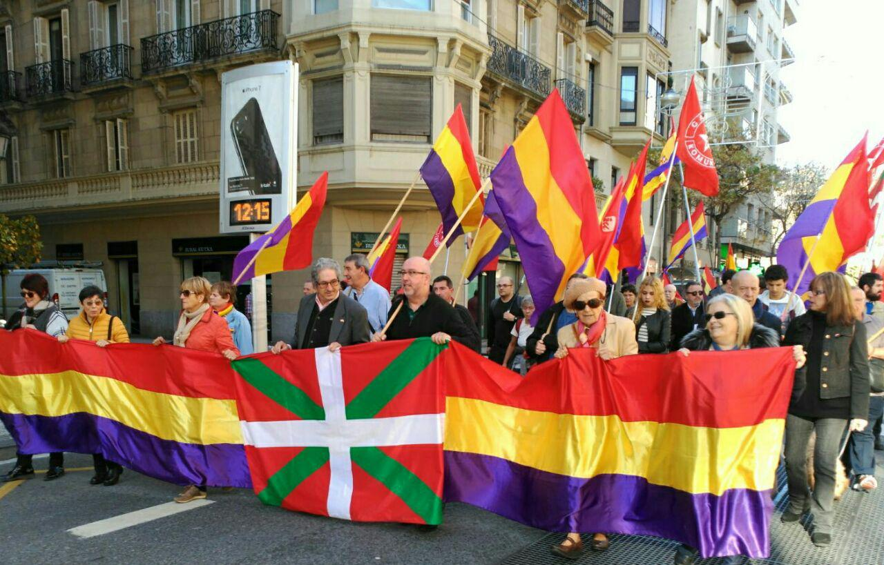 El Partido Comunista de Euskadi-EPK propone la República Federal como nuevo marco político que garantice el derecho de autodeterminación con garantías democráticas