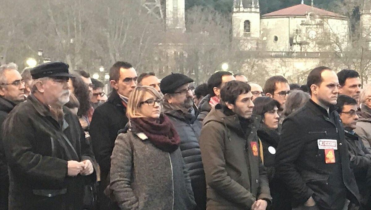 Homenaje a los abogados de Atocha en el 40 aniversario de su asesinato