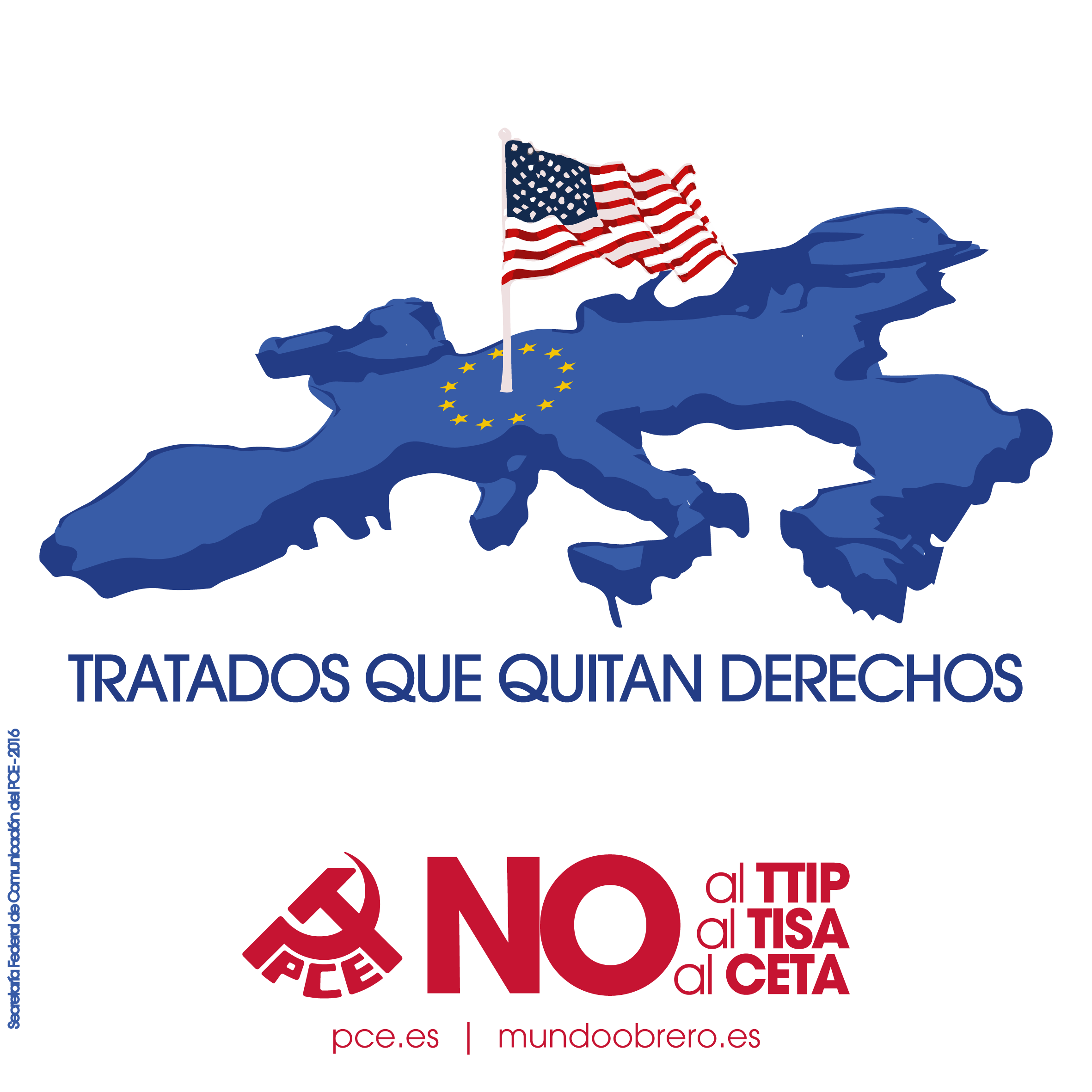 Movilizaciones contra el CETA este sábado en las capitales