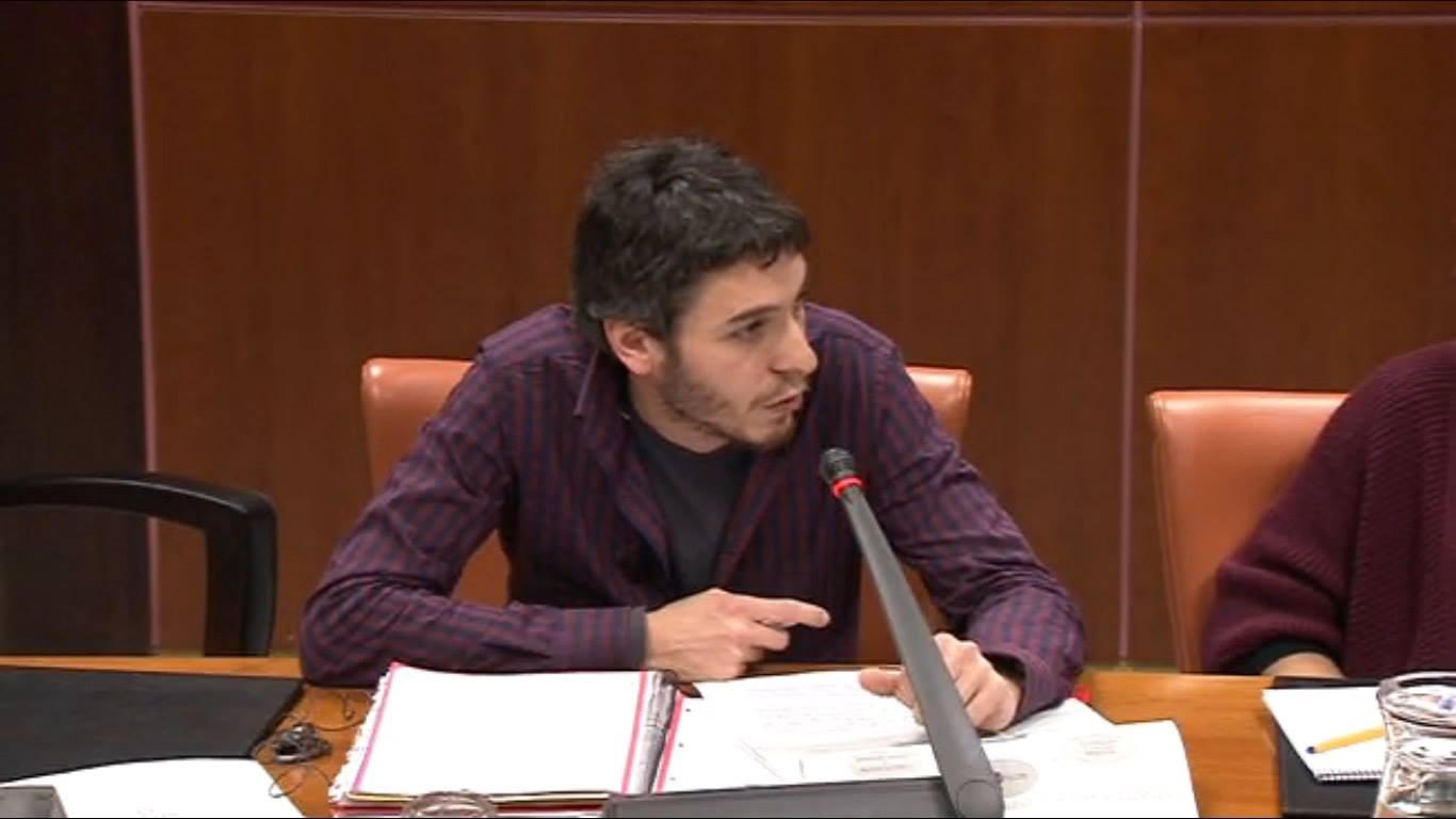 Ezker Anitza-IU y la coalición Elkarrekin Podemos critican los presupuestos de la CAV