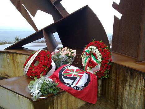 Ezker Anitza-IU y el PCE-EPK participarán en el 80 aniversario de la batalla de Matxitxako