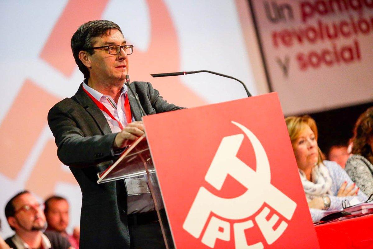 Carta de Jose Luis Centella a la militancia Comunista ante el XX Congreso del PCE