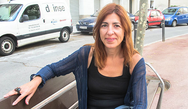 Charla sobre «la mercantilización del cuerpo de la mujer» a cargo de Cristina Simó del MDM