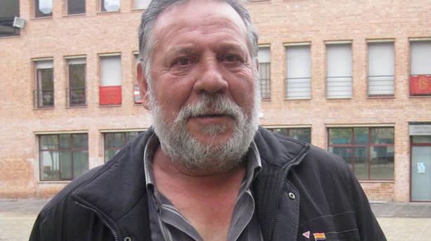 Fallece el camarada Iñaki García Nieto, militante del PCE-EPK en Barañain. No te olvidaremos camarada.