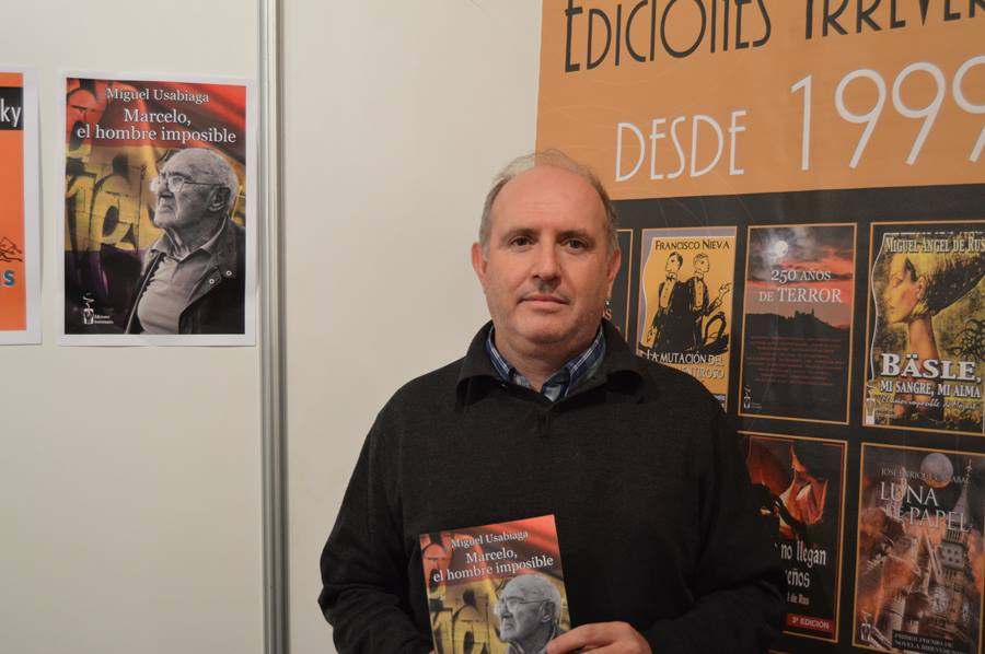 Presentación del libro «Asesinato en el Aubisque» de Miguel Usabiaga