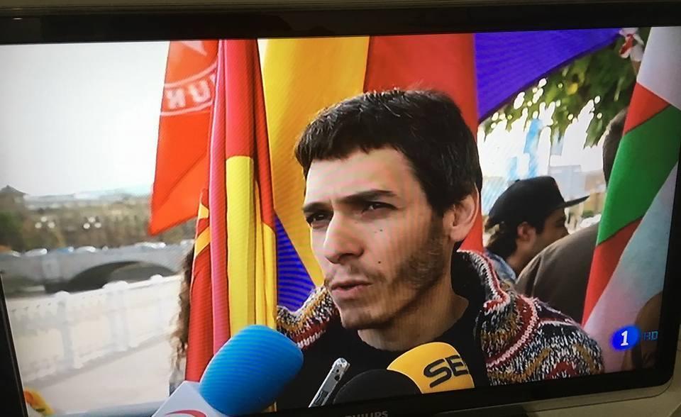 El Partido Comunista de Euskadi-EPK reivindica la III República ante la visita de Felipe de Borbón a Euskadi.
