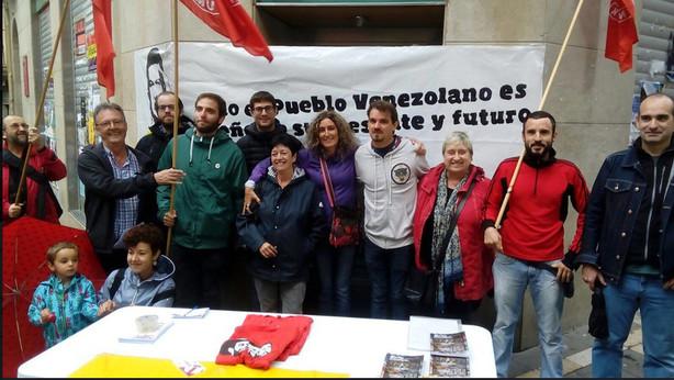 Maite Mola afirma que en Venezuela hay un Gobierno elegido legítimamente