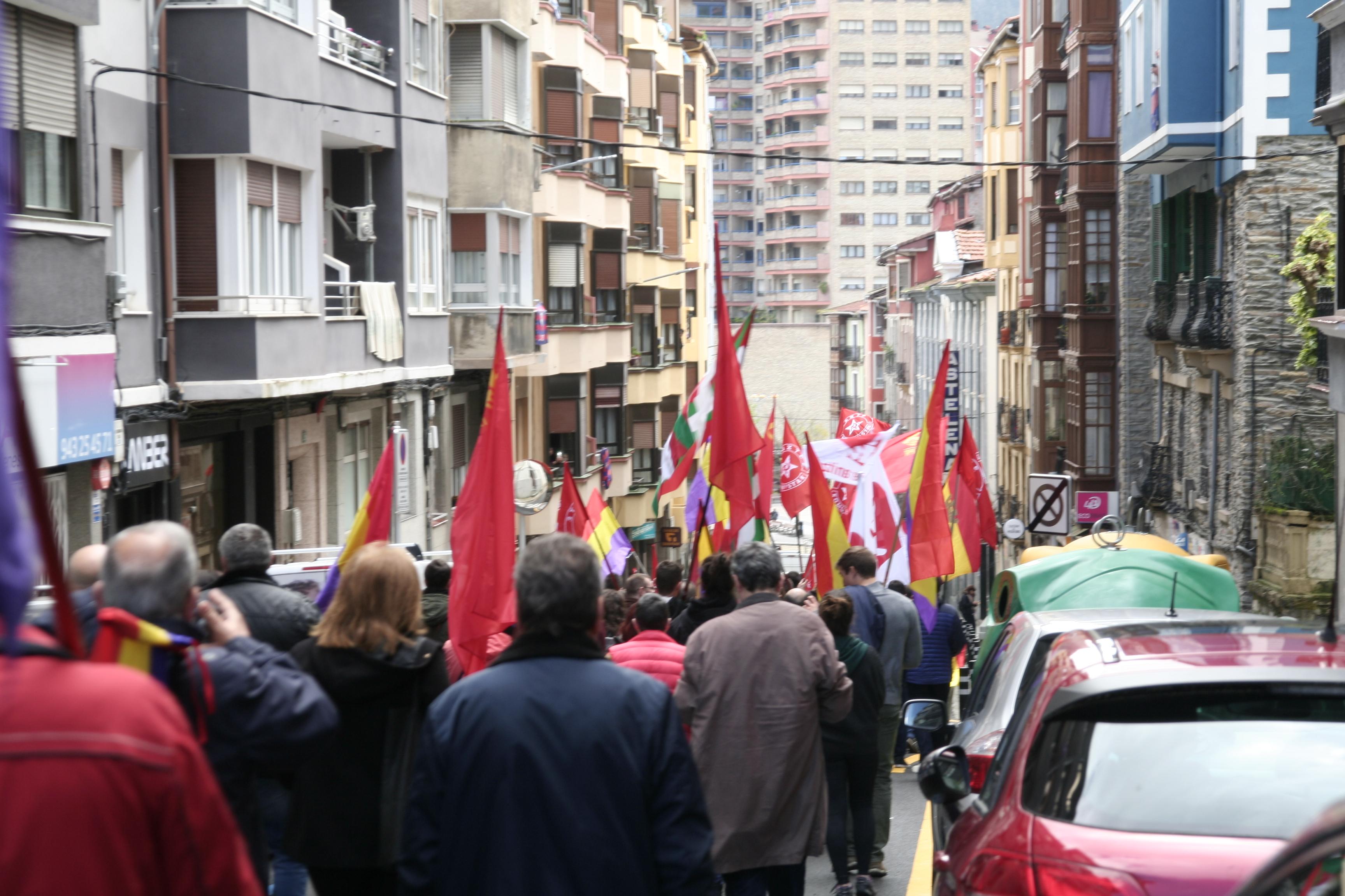 Imágenes y vídeos de los actos por la República del 14 de abril