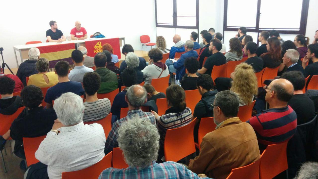 Éxito de la charla en Barañáin: ¿Qué está pasando en Venezuela?