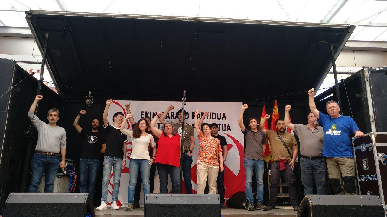 BATZORDE POLITIKOA / COMISIÓN POLÍTICA