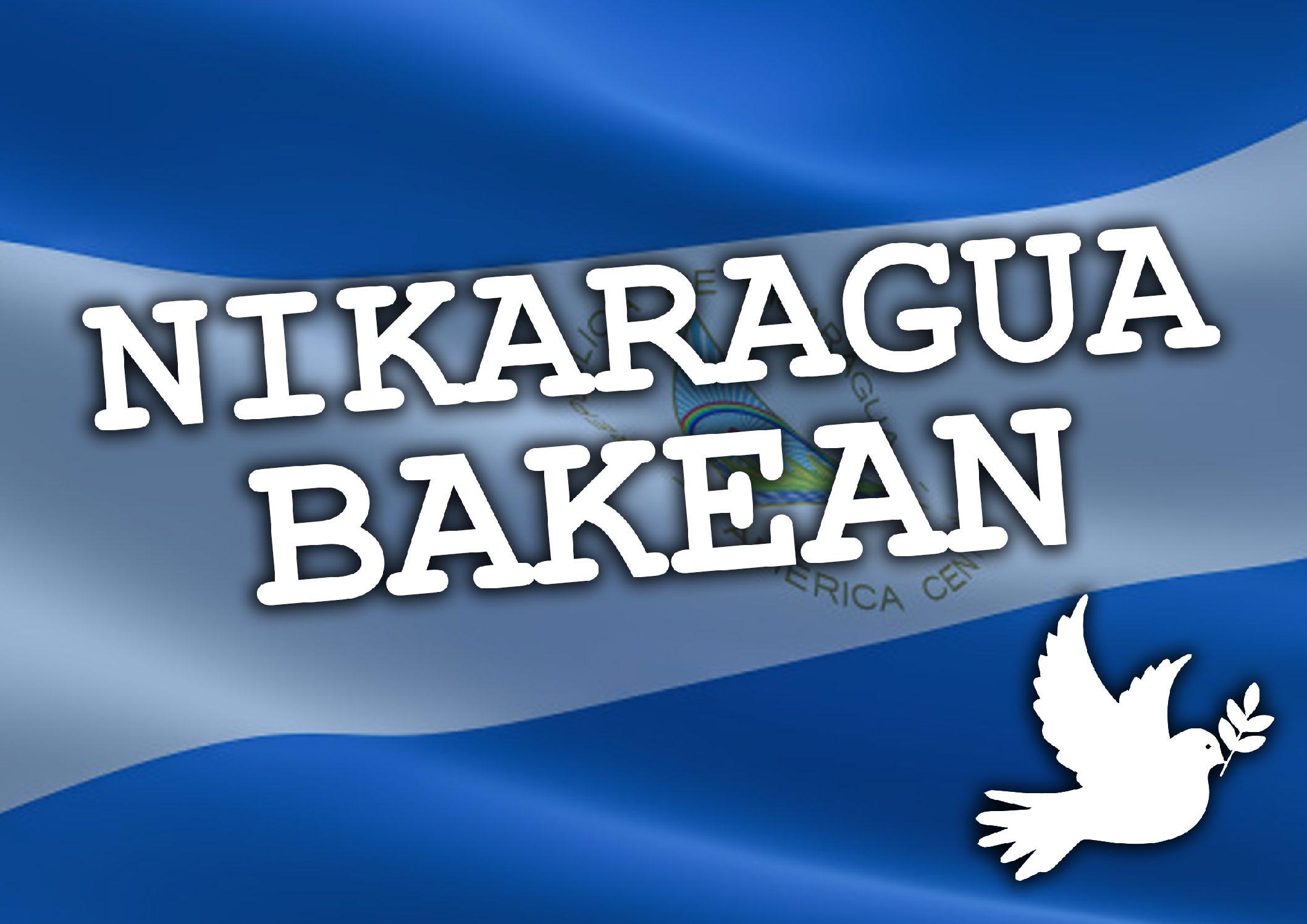 El PCE-EPK se suma a la campaña mundial en solidaridad con Nicaragua, solicitando la PAZ ante el proceso desestabilizador que sufre el País.