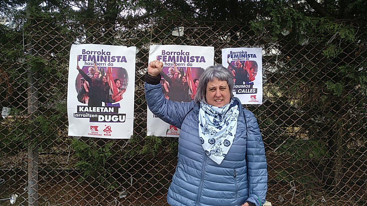 El Partido y la Juventud Comunista llaman a secundar masivamente las movilizaciones del 8M, día de la mujer trabajadora.