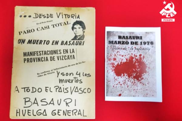 Que su nombres no se borren de la historia. Errepresioa Basaurin, 1976ko martxoaren 3aren ondorengo egunetan.