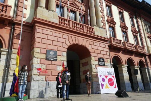 El PCE-EPK y Ezker Anitza-IU llaman a sumarse a la construcción de la III República.
