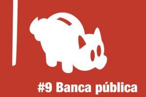 La Banca Pública propuesta por Elkarrekin Podemos-IU es rechazada por el Parlamento Vasco por la negativa de PNV, PSE, PP-Cs y Vox.