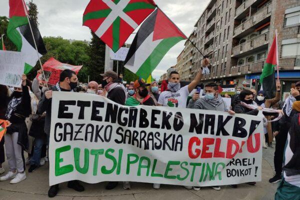 El PCE-EPK condena los ataques contra la población palestina y apoya las movilizaciones convocadas para denunciarlos.