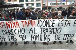 ITP aéreo. Mientras el Gobierno Vasco anuncia la inversión de 200M en la empresa, PCB insiste en incumplir la sentencia que declara nulos 83 despidos.